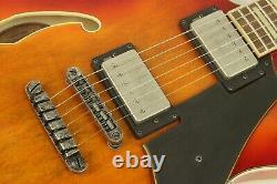 Ibanez ASV73 Artcore Semi-Hollow Electric Guitar Vintage Amber Burst #W19020070