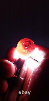 60 Grams Antique Big Faturan Cherry Amber Hookah Bouche