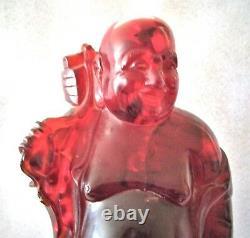 Cherry Ambre Buddha Gr 1956 (4 Pounds 5 Oz)