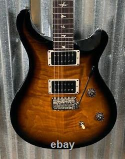 Prs Paul Reed Smith USA Ce 24 Ambre Smokewrap Burst Guitare & # Sac 2019 9394